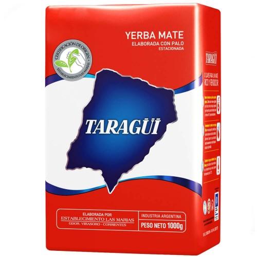 Yerba Mate Taragui de medio kilo