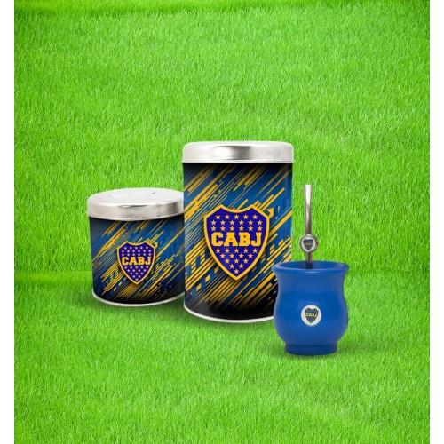 Kit Mate Sabio Boca Juniors